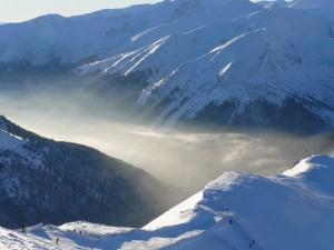 Mgła w dolinach